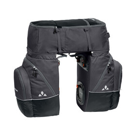 VAUDE Karakorum Bike Pannier 3-Piece black